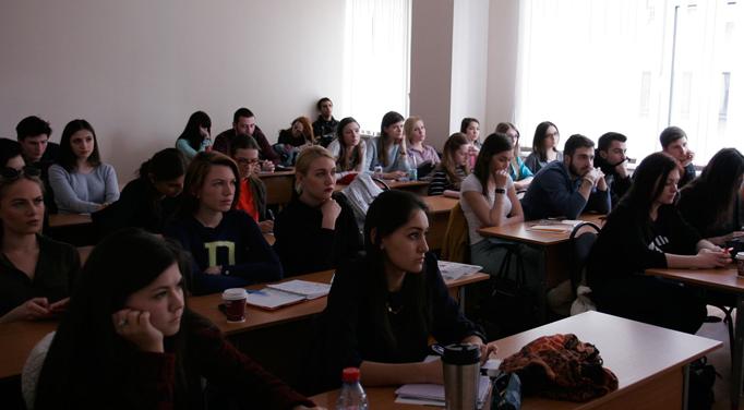 Unibrains в РАНХиГС при президенте РФ, обучение студентов на кафедре «PR и реклама»