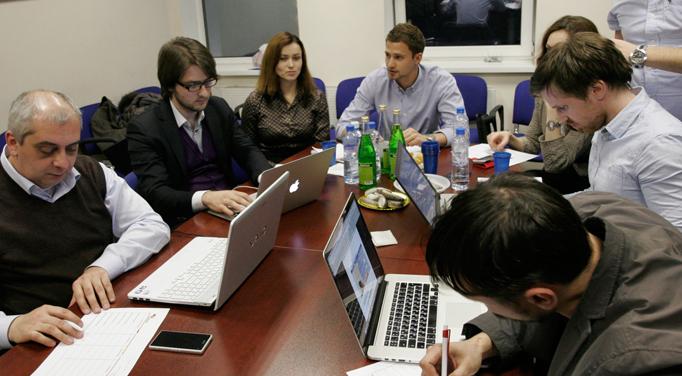 Экзаменационная комиссия на курсе «SEO от основ до профессионального продвижения»