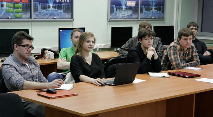 Студенты курса «SEO от основ до профессионального продвижения»
