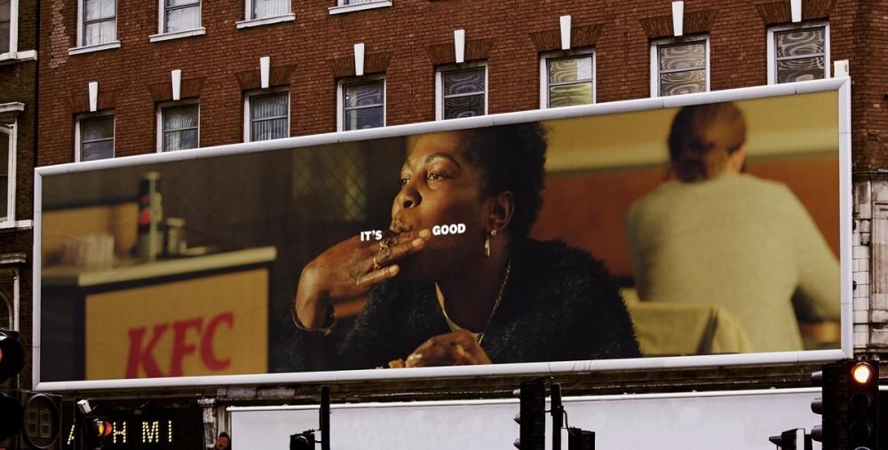 KFC и COVID19 реклама